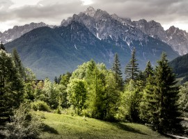 Slovenia's mountains