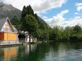 Plužna Lake, Slovenia