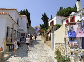 Alonissos, Greece - one of the green destinations to visit this year