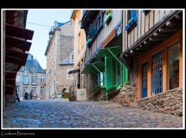 Brittany, France - one of the green destinations to visit this year