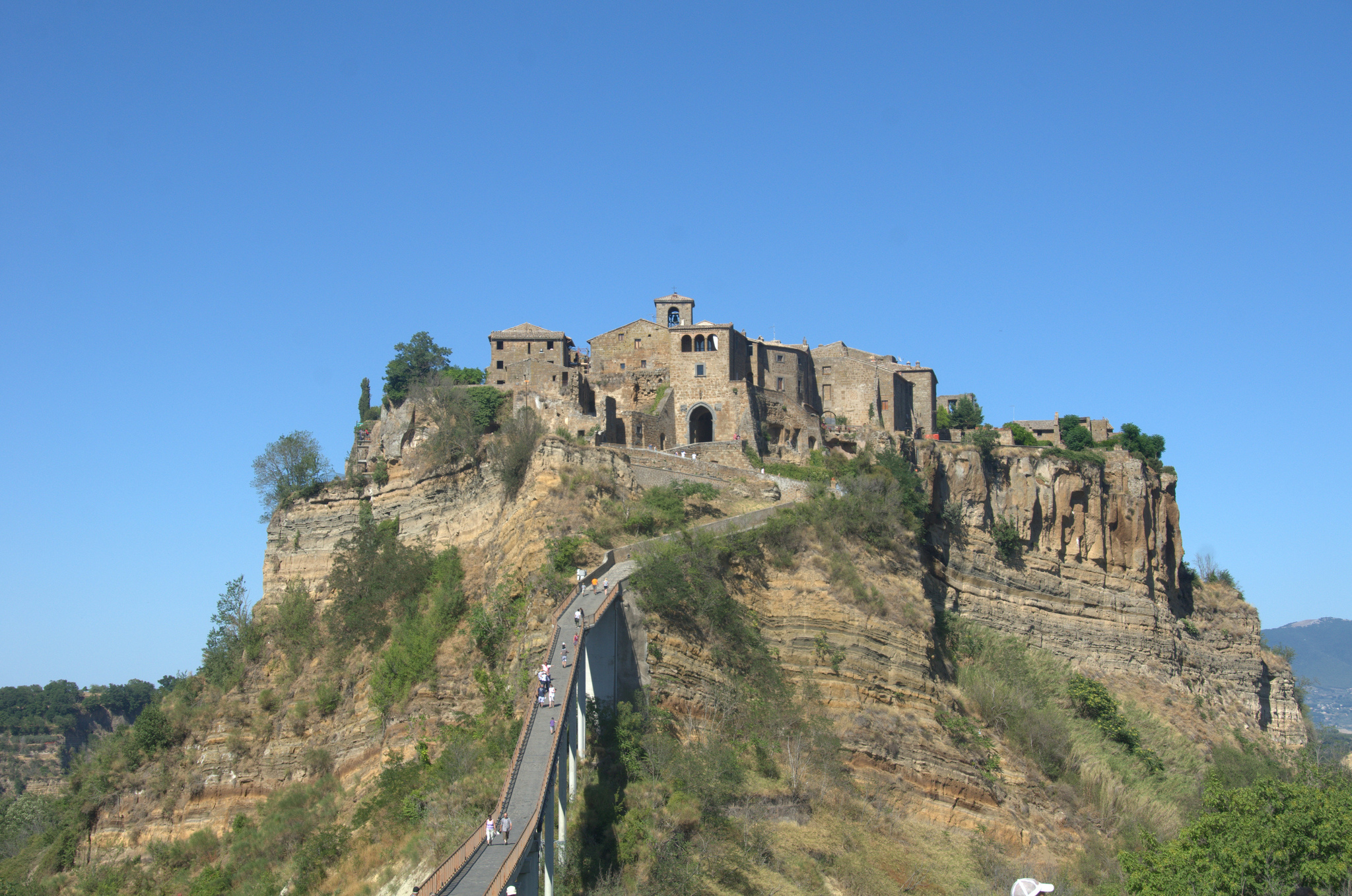 Civita di Bagnoregio, one of the most beautiful villages of Italy