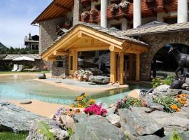 Notre Maison, eco-friendly hotel in Cogne