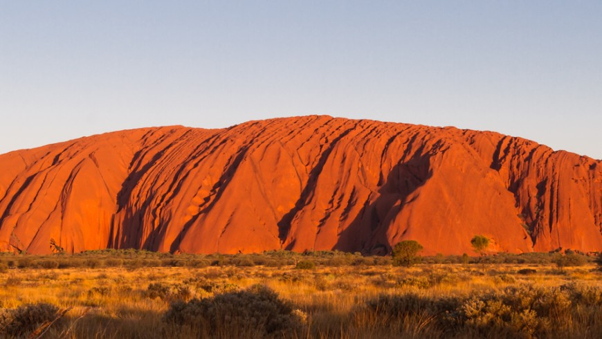 Uluru-Kata Tjuta, one of the most beautiful national parks in the world