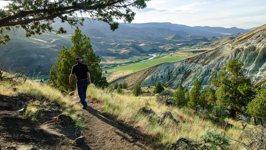 Oregon Desert Trail, one of the most beautiful hiking trails in the world