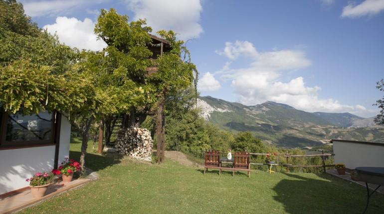 Picnic in Abruzzo