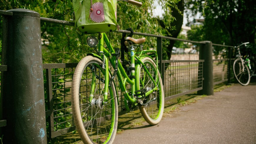 In Italy bike paths have rose by 50% in 7 years