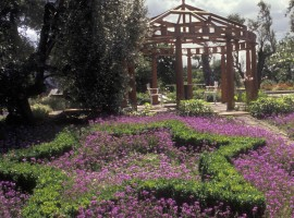 Garden Portoghesi, one of the most beautiful parks in Italy