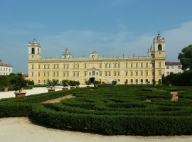 Colorno Palace, one of the most beautiful parks of Italy