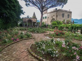 Villa Cimbrone: one of the most beautiful parks of Italy