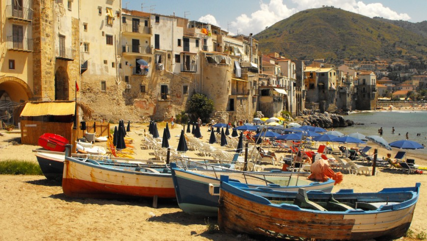Cefalù, one of the most beautiful villages of Italy