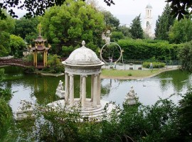 Villa Durazzo Pallavicini: one of the most beautiful parks of Italy