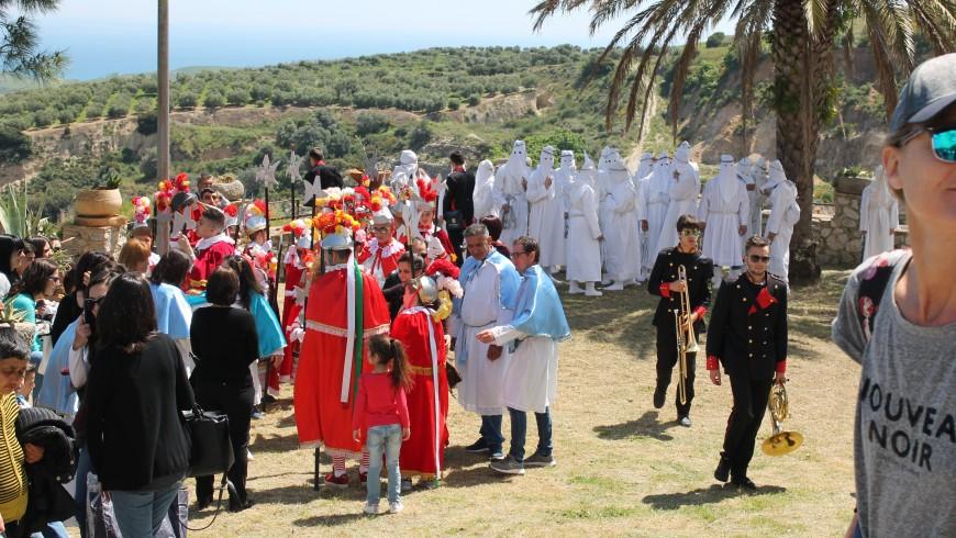Easter week in Badolato