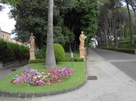 Garden of ​​Caltagirone