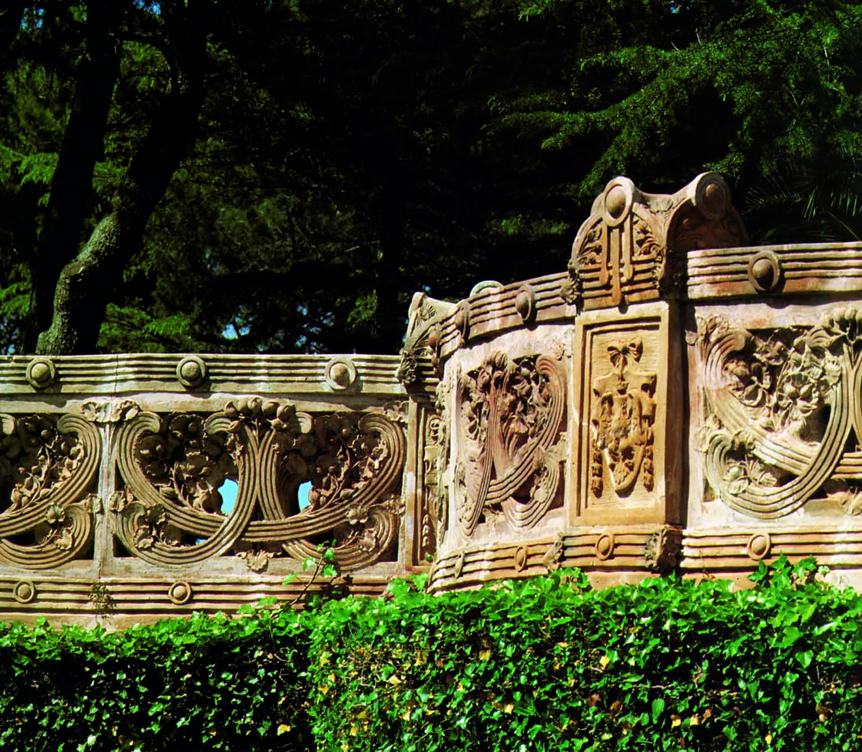 Garden of Caltagirone