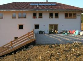 Maso Pertener farmhouse