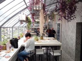 Bologna's urban garden