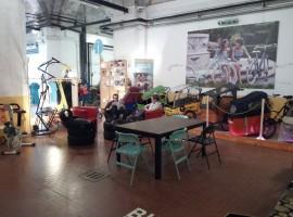 Bologna's Cycle Market