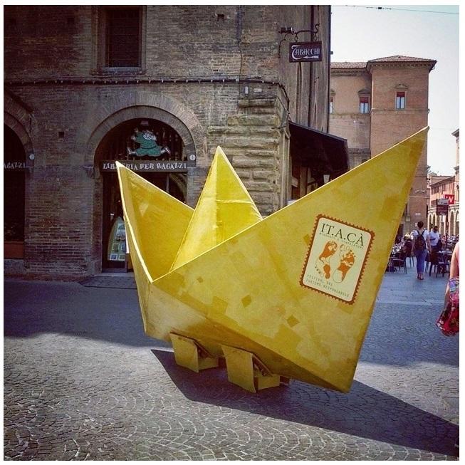 ITACA, responsabile tourism festival in Bologna