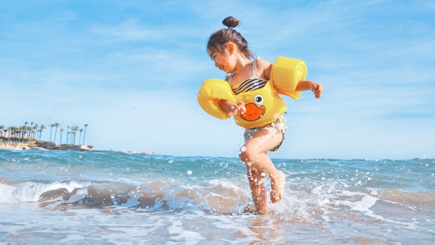 Child-Friendly Holidays by the Sea in Italy