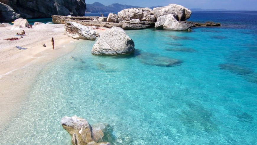 Here is the most beautiful sea in Italy in 2017