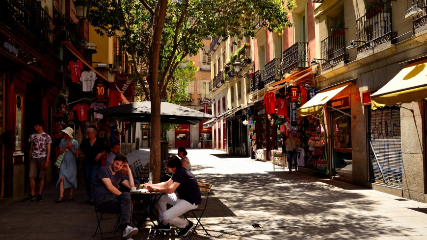 Madrid, among the cleanest capital cities on Earth