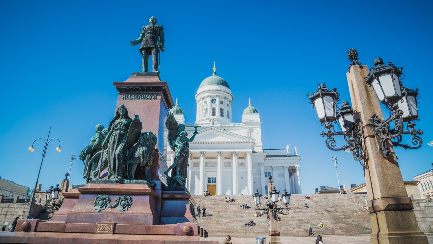 Helsinki, among the cleanest capital cities on Earth