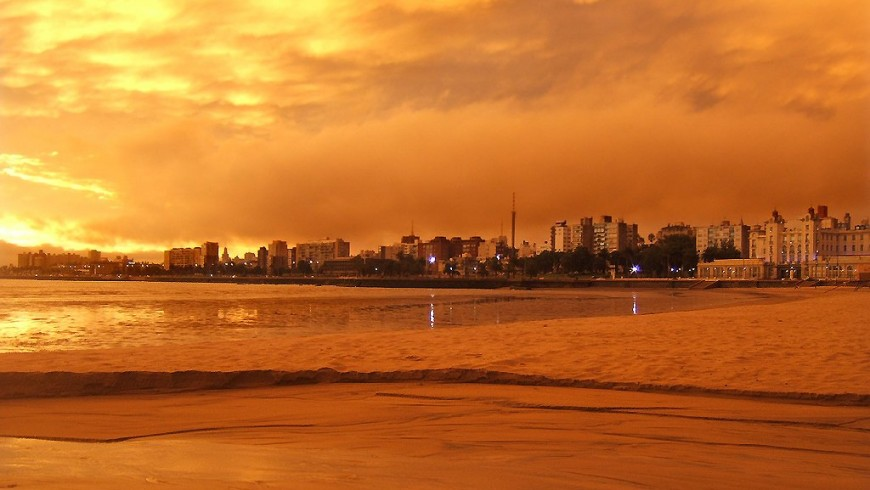 Montevideo, among the cleanest capital cities on Earth