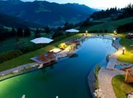 Naturhotel Edelweiss Wagrain: wellness experiences in Austria