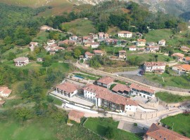 One of the best rural eco-friendly resorts immersed in the nature of Asturias