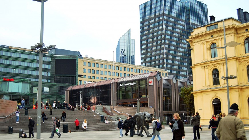 Oslo, the first car-free city