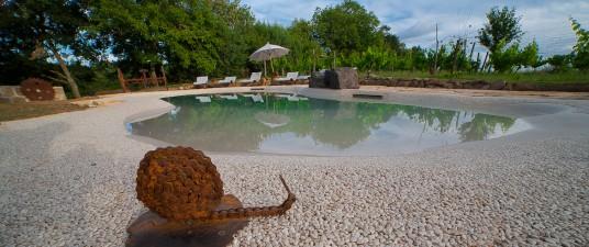 Charming eco-hotel Sant'Egle in Tuscany
