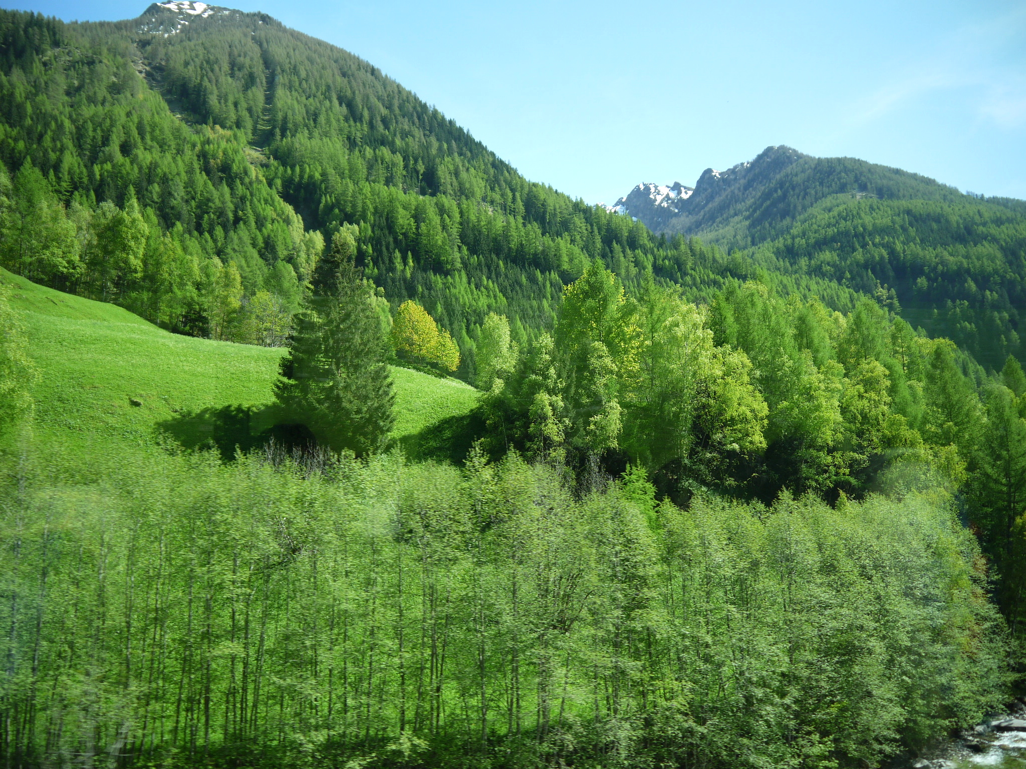 Plan, Moso in Val Passiria, South Tyrol