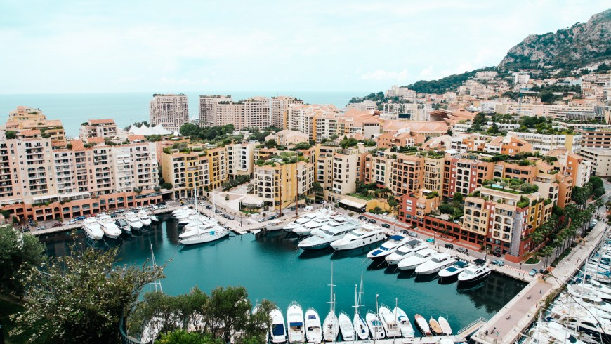 Monaco, , among the cleanest capital cities on Earth