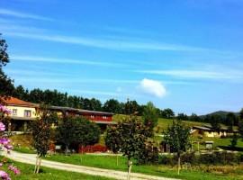 Casa delle Erbe farmhouse: wellness holiday in Italy