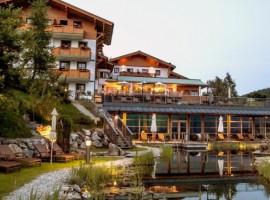Naturhotel Edelweiss Wagrain: wellness holiday in Austria