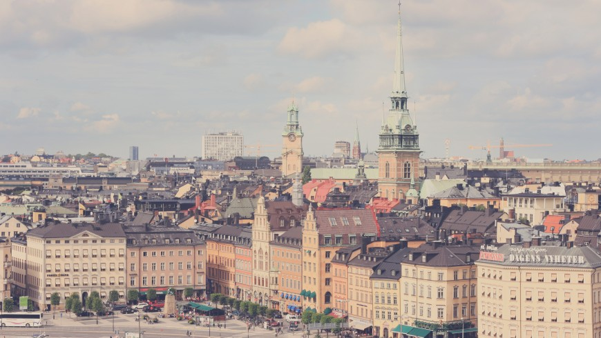 Stockholm, among the cleanest capital cities on Earth