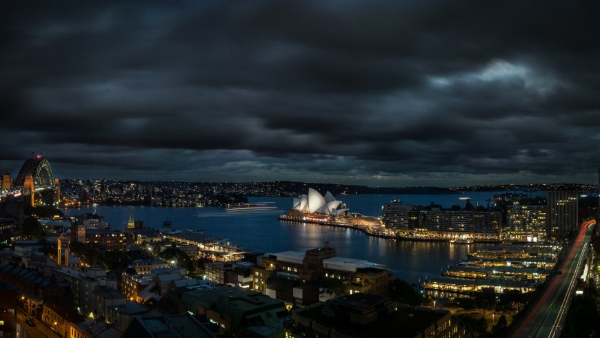 Sidney, one of the places that may disappear because of climate change