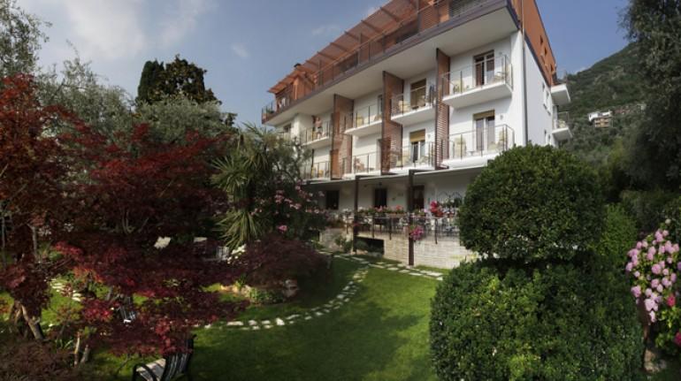Eco-friendly hotels at Lake Garda