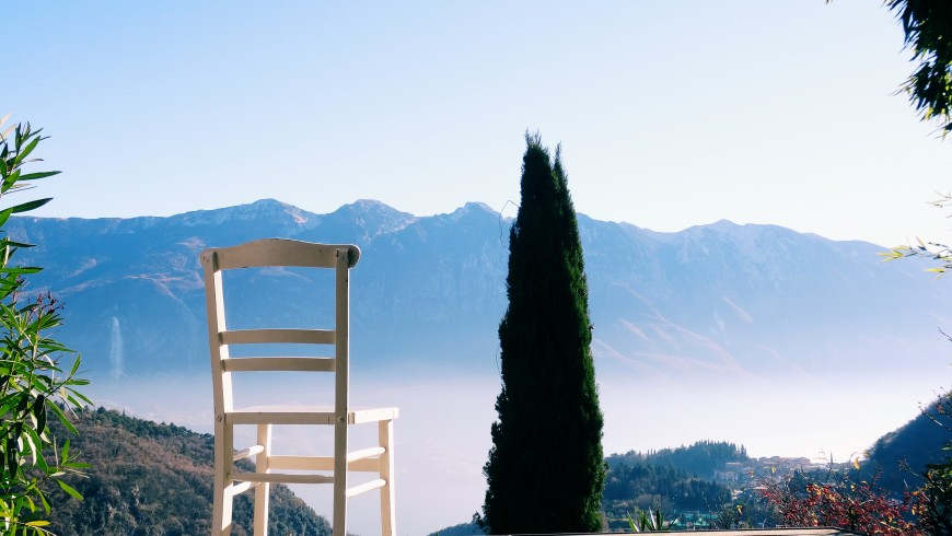 Views on Lake Garda