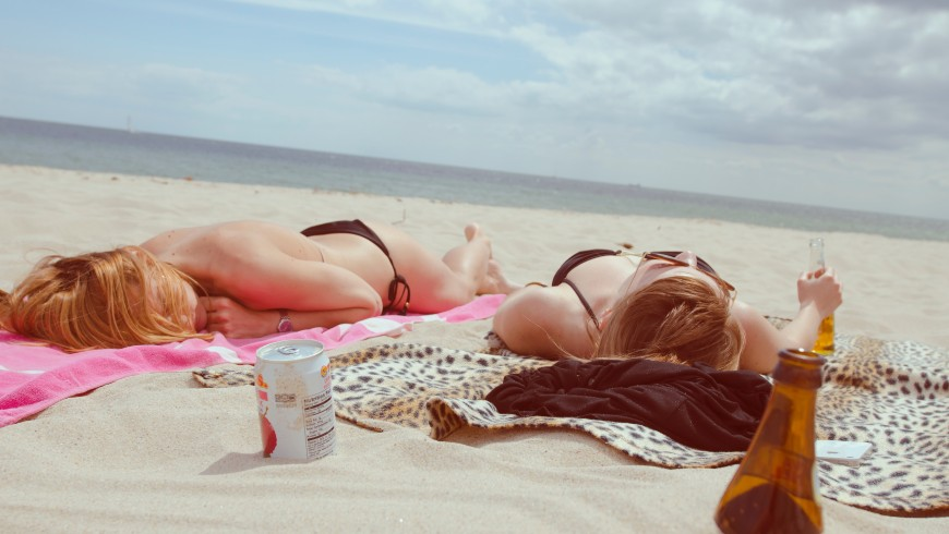 10 rules to be green even at the beach