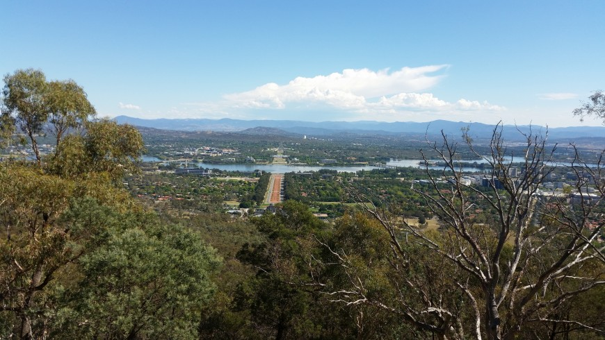 Canberra, among the cleanest capital cities on Earth