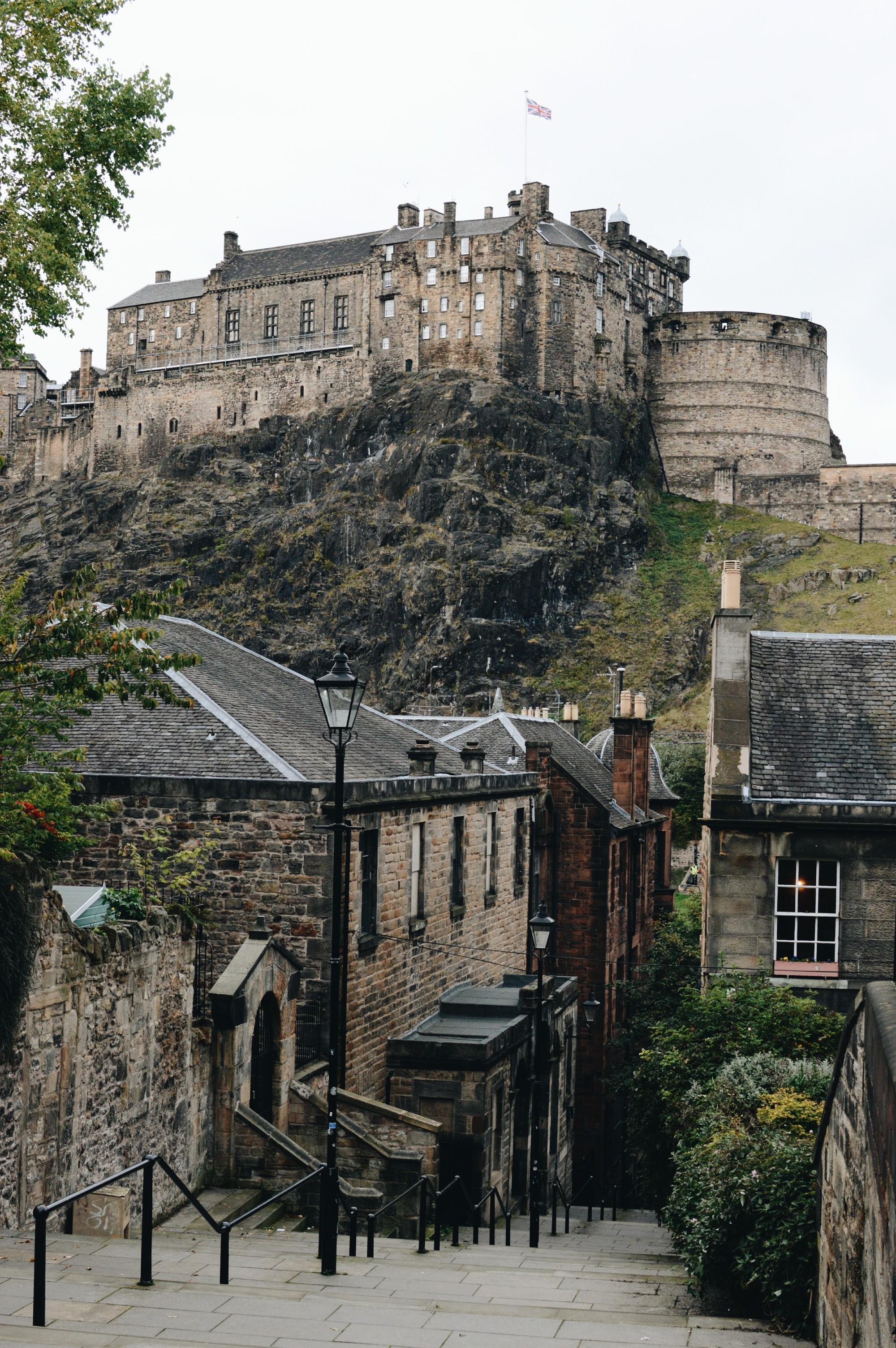 Edinburgh, among the cleanest capital cities on Earth