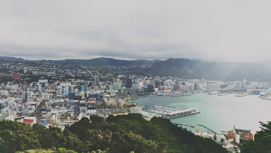 Wellington, among the cleanest capital cities on Earth