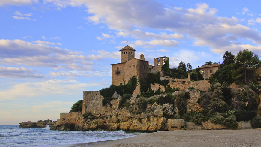 The 30 most beautiful beaches in Spain: Tamarit
