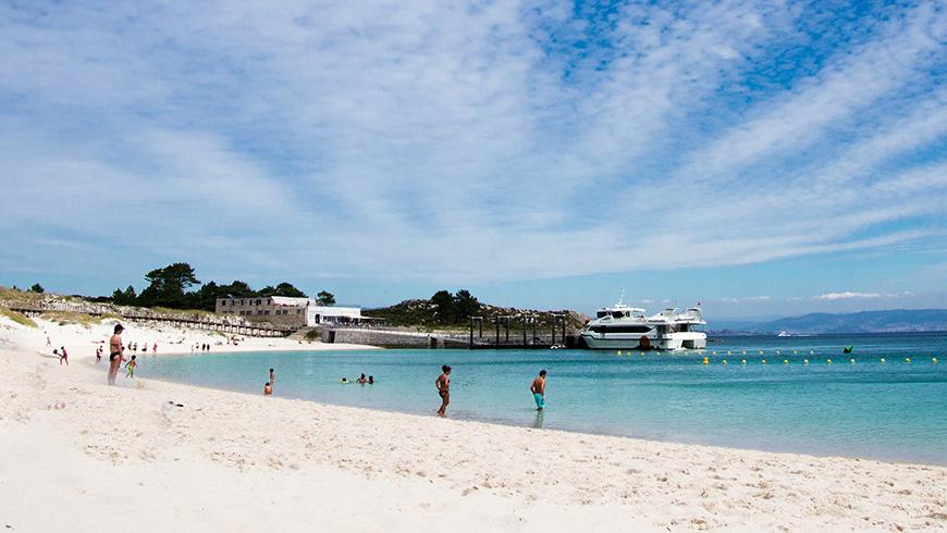 Playa de Rodas, Spain