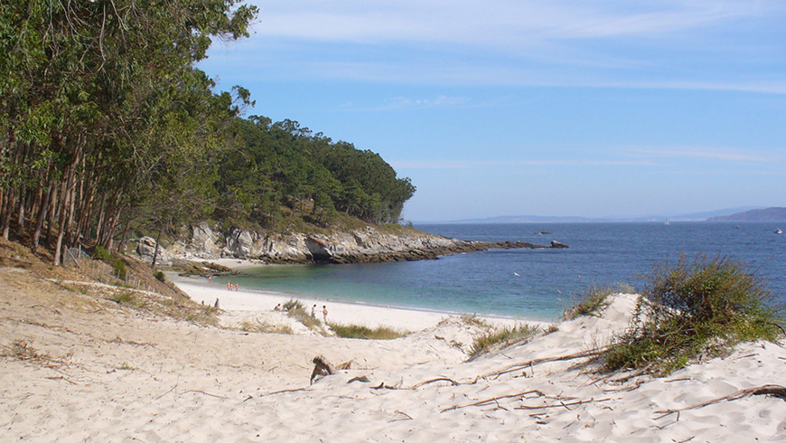 Figueiras, Cies Islands