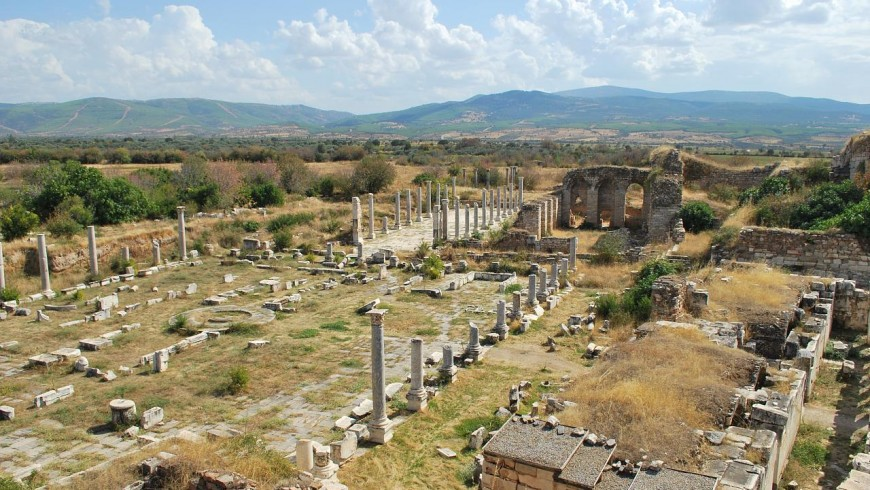 Aphrodisias, one of the new UNESCO's Sites