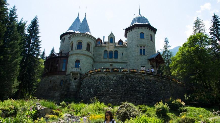 Aosta Valley, land of castles