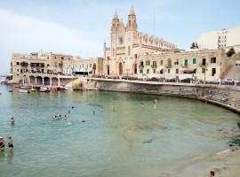 the coast of Malta