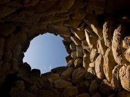 Nuragic complex Prisgiona, Sardinia